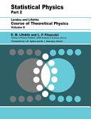 Statistical physics /