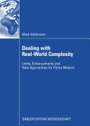 Dealing with Real-World Complexity: Limits, Enhancements and New ...