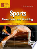Sports Biomechanics and Kinesiology