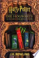 Die Hogwarts Schulbücher Kollektion