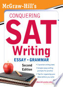McGraw Hill   s Conquering SAT Writing  Second Edition