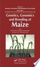 Genetics  Genomics and Breeding of Maize Book