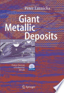 Giant Metallic Deposits Book