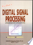 Krishna s Digital Signal Processing   Principles and Applications