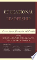 Educational Leadership  Perspectives on Preparation and Practice