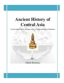 Ancient History of Central Asia