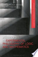 Advances in Experimental Philosophy of Logic and Mathematics