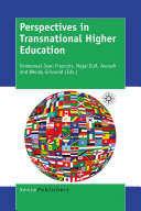 Perspectives in Transnational Higher Education