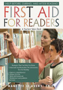 First Aid for Readers Book