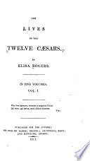 The Lives Of The Twelve Caesars PDF