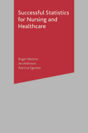 Successful statistics for nursing and healthcare