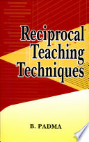 Reciprocal Teaching Techniques