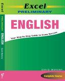 Excel Preliminary English