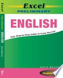 """""""Excel Preliminary English"""" by David Mahony"""