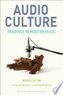 Audio Culture Revised Edition Book