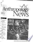 Anthropology News