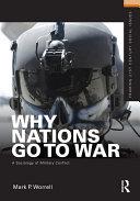 Why Nations Go to War Pdf/ePub eBook