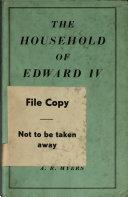 The Household of Edward Iv