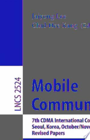 Free Download Mobile Communications PDF - Writers Club