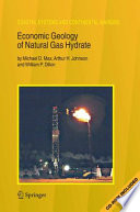 Economic Geology Of Natural Gas Hydrate Book PDF