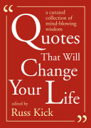 Pdf Quotes That Will Change Your Life