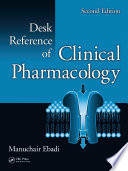 Desk Reference of Clinical Pharmacology  Second Edition
