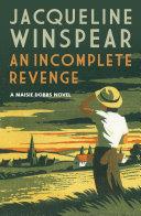 An Incomplete Revenge ebook