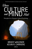 Where Culture and Mind Meet