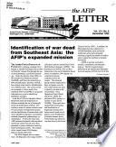 AFIP Letter Book