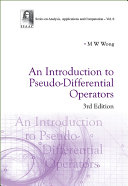 An Introduction to Pseudo Differential Operators