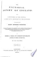 The Pictorial History of England: i.e.6 1785-1791