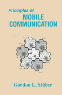 Pdf Principles of Mobile Communication Telecharger