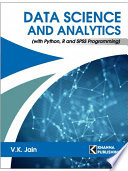 Data Science and Analytics  with Python  R and SPSS Programming