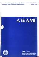Proceedings Of The Annual Wami Meeting