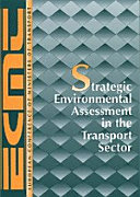 Strategic Environmental Assessment in the Transport Sector Book