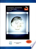 """Managerial Accounting 11E W/Dvd"" by Garrison"