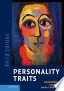 Personality Traits Book PDF