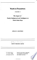 The Impact Of Family Background And Intelligence On Tenth Grade Boys