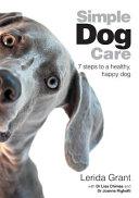 Simple Dog Care Book PDF