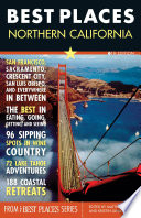 Best Places  Northern California  6th Edition Book