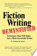 Fiction Writing Demystified Book