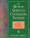 The Human Services Counseling Toolbox Book PDF