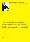 Politik und Ökonomie der Befreiung. Politics and Economics of Liberation