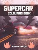 Supercar Colouring Book