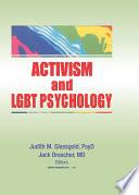 Activism and LGBT Psychology