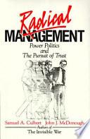 Radical Management Book