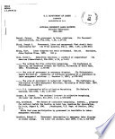 National emergency labor disputes : selected references, 1948-1963