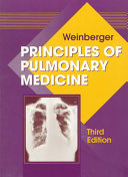 Principles of Pulmonary Medicine Book