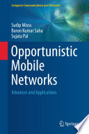 Opportunistic Mobile Networks Book