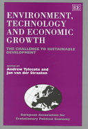 Environment, Technology and Economic Growth
